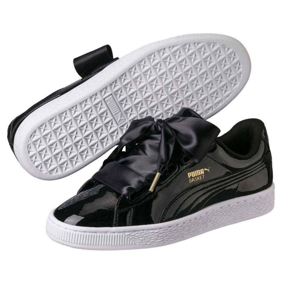puma basket ladies